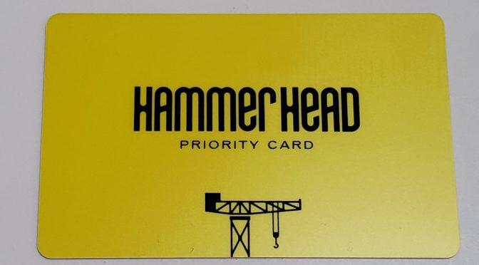 <無料でお得!>ハンマーヘッドカードがおすすめの理由<ランチもディナーもラーメンも^^>