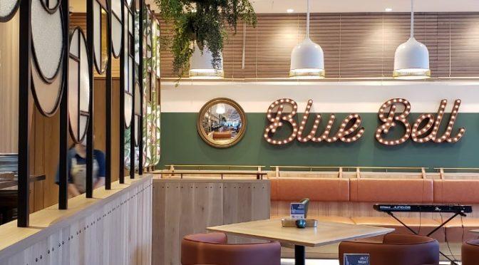 ぴあアリーナMM みなとみらいの夜にJAZZを添えるカフェ&バー「The Blue Bell」