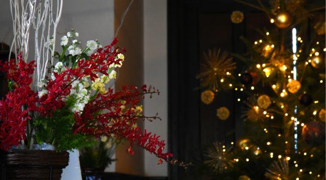 [撮影は?] 山手西洋館のクリスマス装飾2020 [感染症予防対策は?]