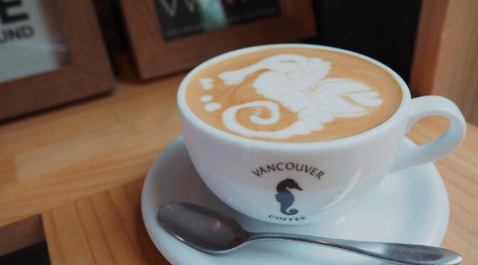 〈鎌倉/由比ヶ浜〉美味しいコーヒー「バンクーバーコーヒー」の珠玉のラテアート〈江ノ電〉